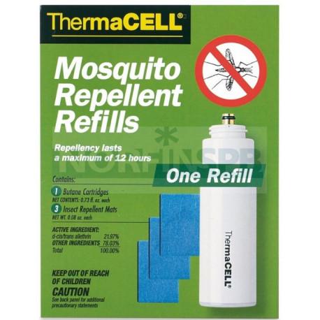 Набор расходных материалов для противомоскитных приборов ThermaCell