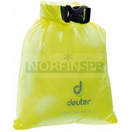 Гермомешок Deuter 2021 Light Drypack 1 Neon