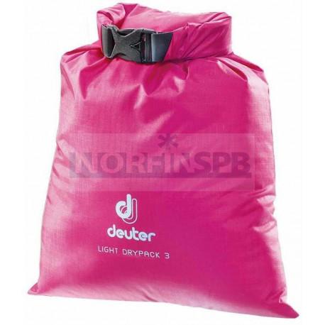 Гермомешок Deuter 2021 Light Drypack 3 Magenta
