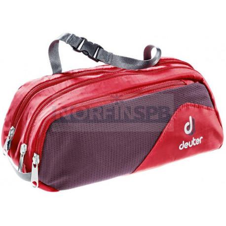 Косметичка Deuter 2021 Wash Bag Tour II Fire/Aubergine