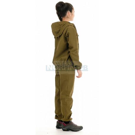 Детский костюм Novatex Скаут МАУГЛИ (палатка, хаки)