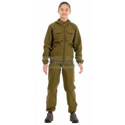 Детский костюм Novatex МАУГЛИ Скаут (палатка, хаки)