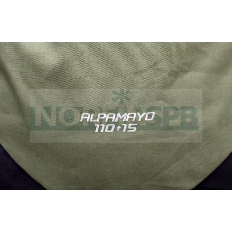 Рюкзак Deuter 2021 Alpamayo 110+15 Khaki-graphite