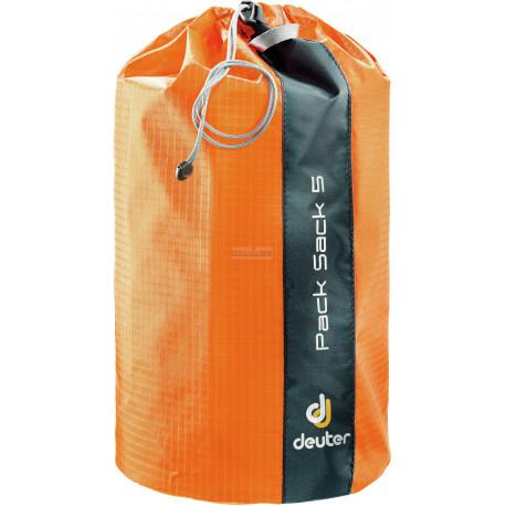 Упаковочный мешок Deuter 2021 Pack Sack 5 Mandarine