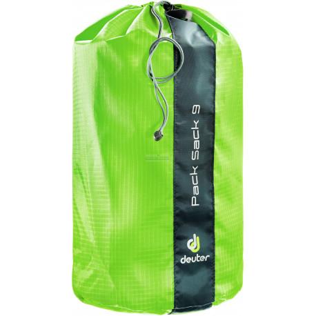 Упаковочный мешок Deuter 2021 Pack Sack 9 Kiwi