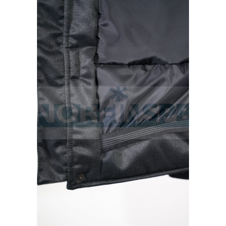 Куртка мужская зимняя Brodeks KW 206, синий/черный