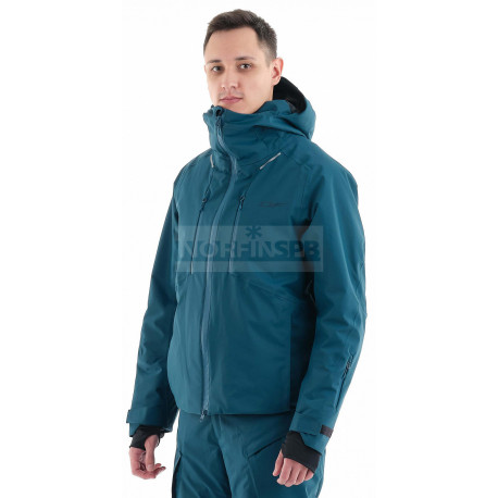 Куртка горнолыжная утепленная Dragonfly SKI Premium MAN Dark Ocean