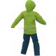 Куртка утепленная Dragonfly Gravity Junior Green-Dark Ocean