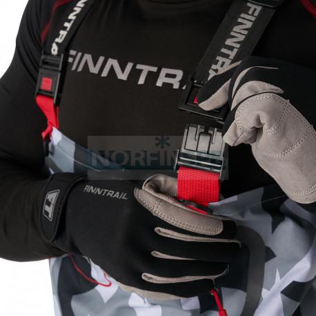 Вейдерсы Finntrail Speedmaster CamoLightGrey