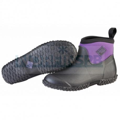 Демисезонные сапоги Muck Boot Muckster II Ankle, фиолетовые