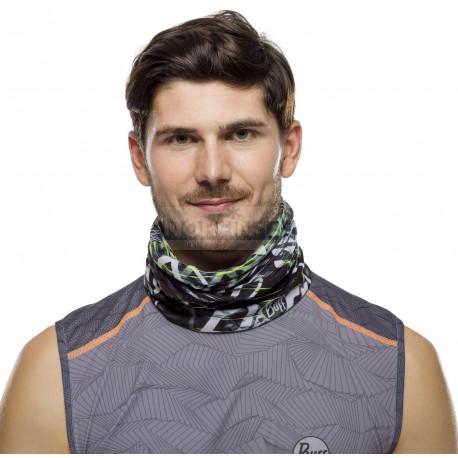 Бандана Buff CoolNet UV+ Neckwear Ulnar Black