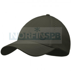 Кепка Buff Trek Cap Hashtag Moss Green