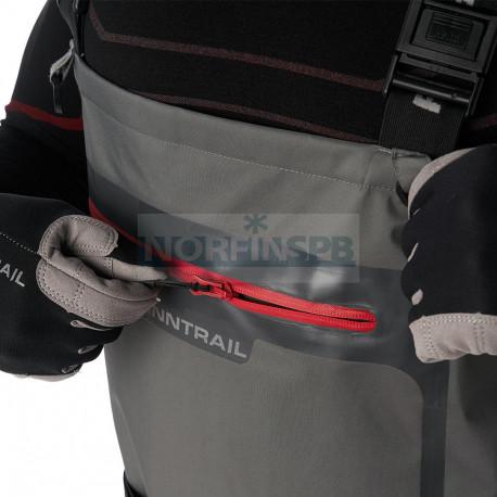 Вейдерсы Finntrail  Airman, grey