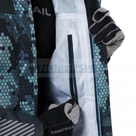 Куртка Finntrail Mudway 2010 CamoGrey 2021