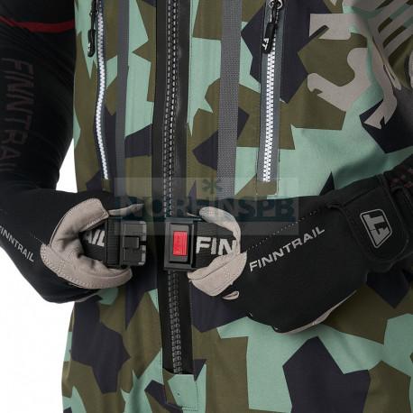 Вейдерсы Finntrail Speedmaster-Z CamoArmy 2021