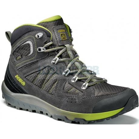 Ботинки Asolo Hiking/Lifestyle Landscape Gv Grey/Lime