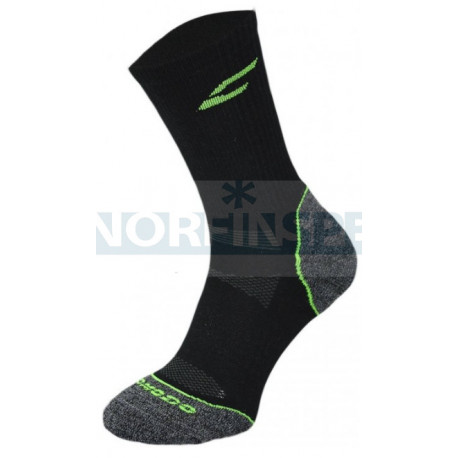 Носки Comodo TRE1-01, black-green