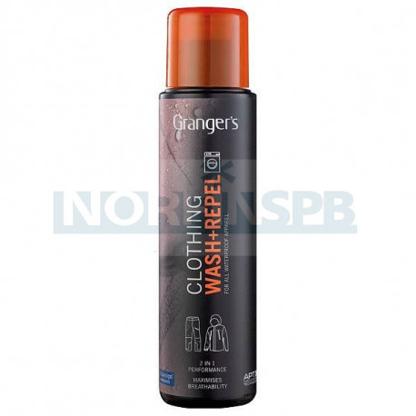 Пропитка GRANGERS 2in1 Wash & Repel 1000 мл