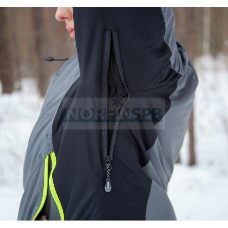 Куртка женская Novatex PAYER Arctica (таслан добби, графит)