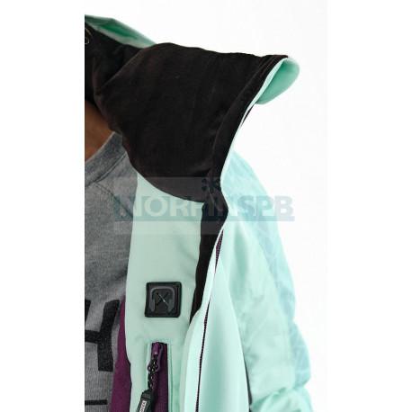 Куртка женская Novatex PAYER Arctica (таслан добби, мята)