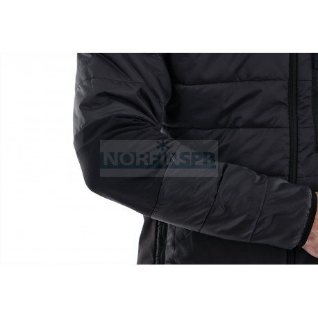 Куртка Novatex 7.62 Шерман (нейлон, черный)