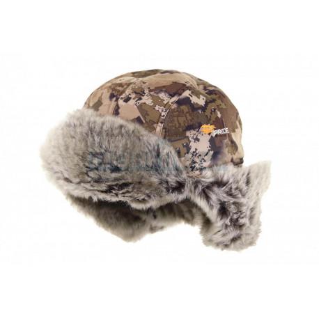 Шапка-ушанка Novatex PRIDE Taiga (алова, кобра)