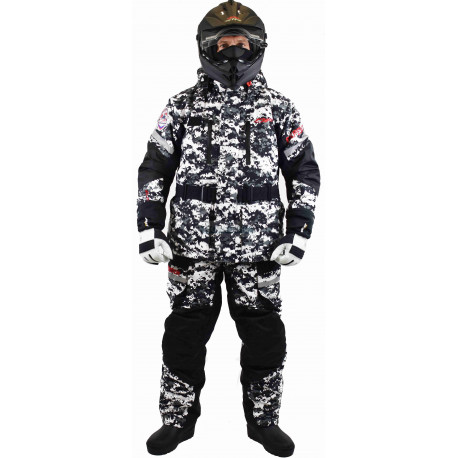 Куртка Dragonfly EXPEDITION Camo-Red 2020
