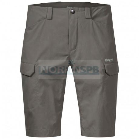 Шорты мужские Bergans Utne Shorts, Green Mud