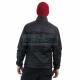 Куртка BERGANS Roros Light Insulated Jacket, Black / Solid Charcoal