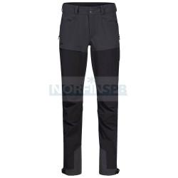 Брюки женские Bergans Bekkely Hybrid W Pnt, Black/SolidCharcoal