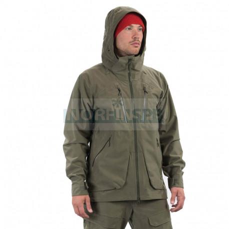 Куртка BERGANS Hogna 3L Jkt, GreenMud