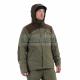 Куртка BERGANS Hogna V2 2L Jkt, GreenMud/Dk WoodBrown