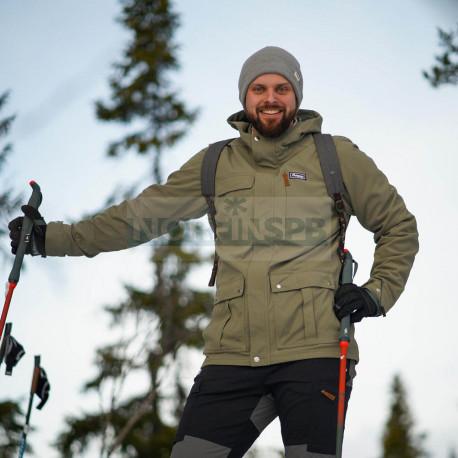 Куртка Bergans Nordmarka Jkt, GreenMud