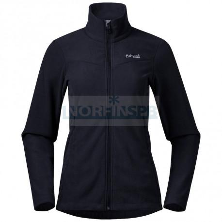 Флисовая куртка Bergans Finnsnes Fleece W Jacket, Dark Navy