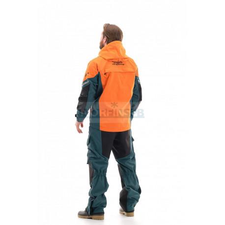 Мембранная куртка Dragonfly QUAD 2.0 ORANGE-ARCTIC
