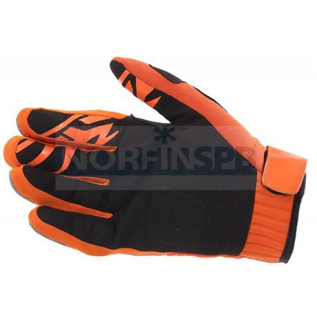 Перчатки Dragonfly ENDURO Grey-Orange-Black