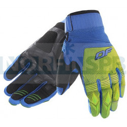Перчатки Dragonfly ENDURO Blue-Green