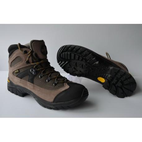 Треккинговые ботинки Lomer Fiemme Man, Caribou/Olive