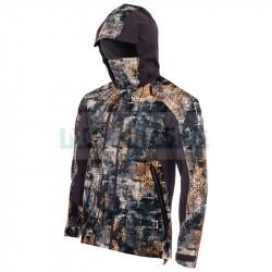 Куртка Guard Competition Print, серо-оранжевый/серый