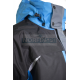 Мембранная куртка Dragonfly QUAD PRO BLACK-BLUE 2021