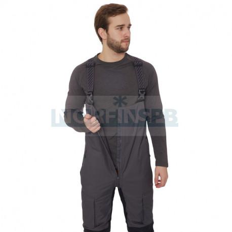 Полукомбинезон FHM Guard Insulated, серый