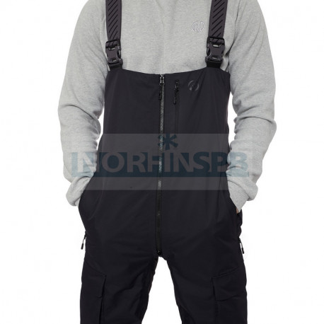 Полукомбинезон FHM Guard Insulated, черный