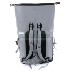 Герморюкзак Dragonfly, Fold bag PRO, Gray, 70 л.