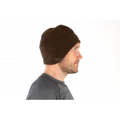 Шапка флисовая Novatex «Якут» (коричневый) PRIDE