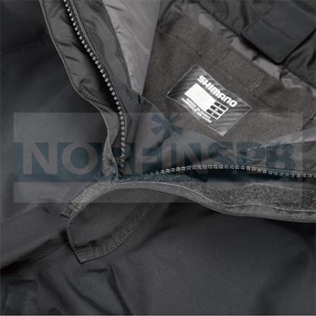 Костюм утеплённый SHIMANO RB-025S цвет Черный