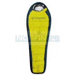 Спальный мешок Trimm HIGHLANDER, желтый, 185 L