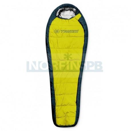 Спальный мешок Trimm HIGHLANDER, желтый, 185 R