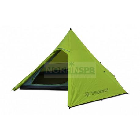 Палатка Trimm Adventure GIZA-D, зеленый 2+1