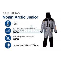 Зимний костюм Norfin Arctic Junior