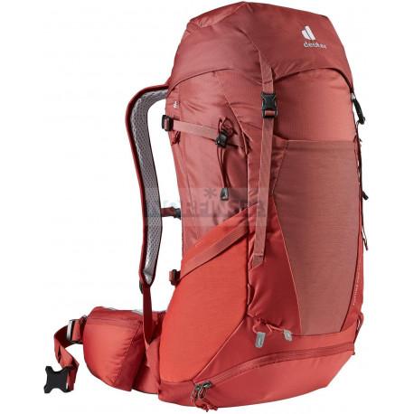 Рюкзак женский Deuter 2021 Futura Pro 34 SL Redwood/Lava